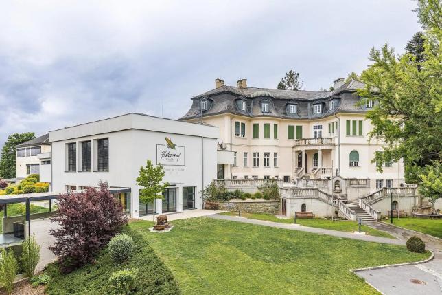 Villa der Schule