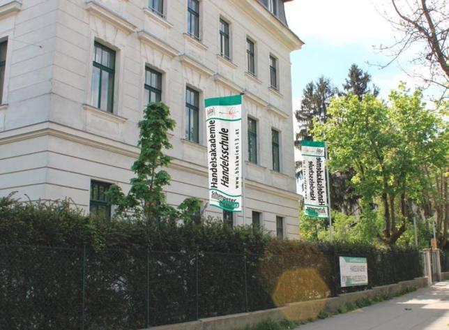 Schumpeter BHAK/BHAS Wien 13 Ansicht Speisingerstraße