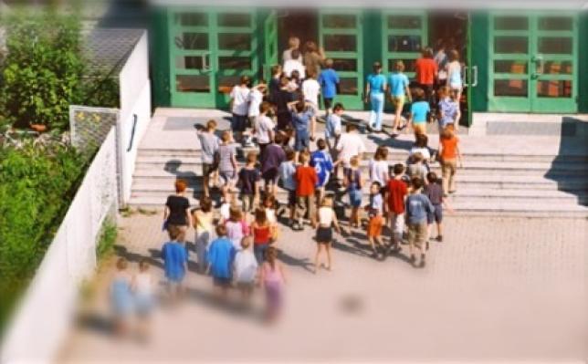 Schulhaus - Praxisvolksschule