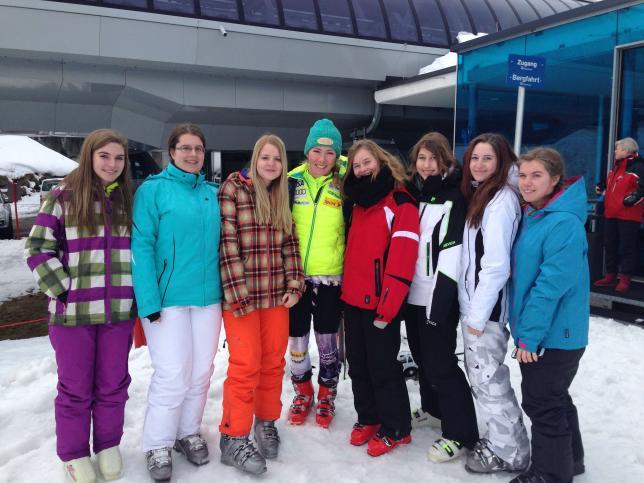 Wintersport mit Mikaela Shiffrin