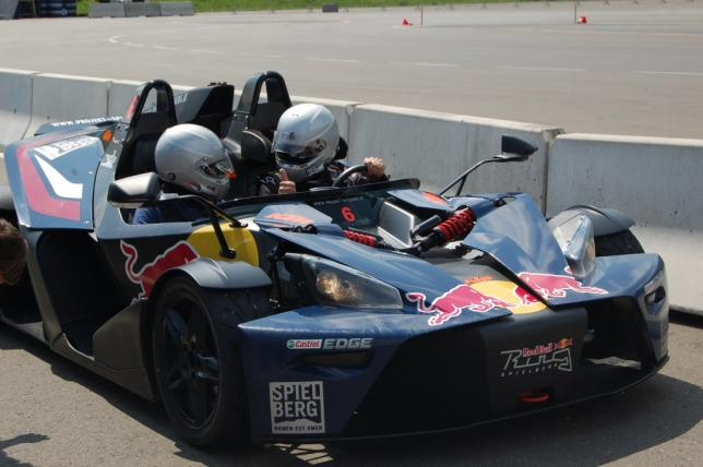 Red Bull Ring und Eurofighterbesuch Juli 2015